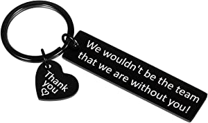 Boss Coworker Gifts For Christmas Men Women Office Keychain Appreciation Gifts For Leader PM Supervisor Mentor Birthday Thank You Leaving Going Away Gifts Retirement Manager Boss Lady Goodbye Presents