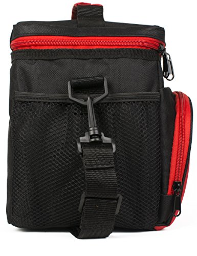 with mk insulated lunch bag insigniax adult lunch box for work men women with adjustable. Black Bedroom Furniture Sets. Home Design Ideas
