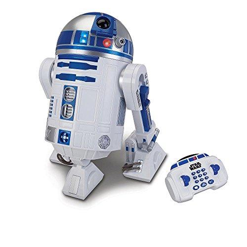 R2 D2 Voice Commands (Star Wars: Episode VII The Force Awakens - R2-D2™ Interactive Robotic Droid)