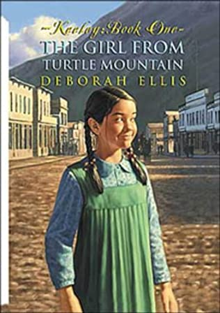book cover of The Girl from Turtle Mountain