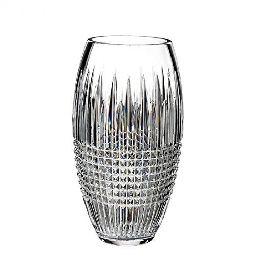 "Waterford Lismore Diamond Encore Vase 8"""