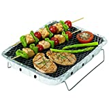 Rayen AB126 Disposable Barbecue Charcoal Grey 4.5 x 24 x 31 cm