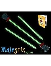 Jolly Lama! Majestix Glow in The Dark Juggling Devil Sticks