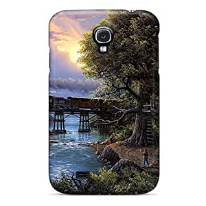New Diy Design Jesse Barnes Cherished Companions For Galaxy S4 Cases Comfortable For Lovers And Friends For Christmas Gifts