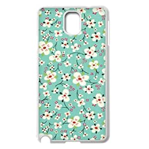 Retro Floral Series Classic Personalized Phone Case for Samsung Galaxy Note 3 N9000,custom cover case ygtg598108