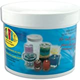 Brand New Gel Wax Candle Crafting 23oz-Clear Brand New