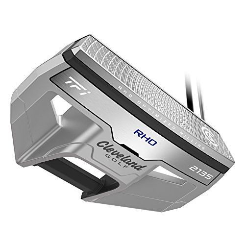 Cleveland Golf 2135 Satin Rho Putter, 35 Inch ()