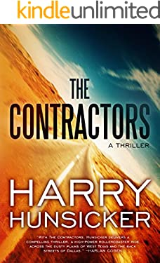 The Contractors (A Jon Cantrell Thriller Book 1)