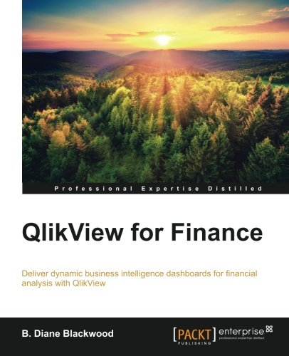 Qlikview for Finance [B. Diane Blackwood] (Tapa Blanda)
