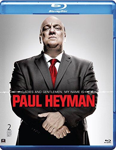 WWE: Ladies and Gentlemen, My Name is Paul Heyman (Blu ray) [Blu-ray]