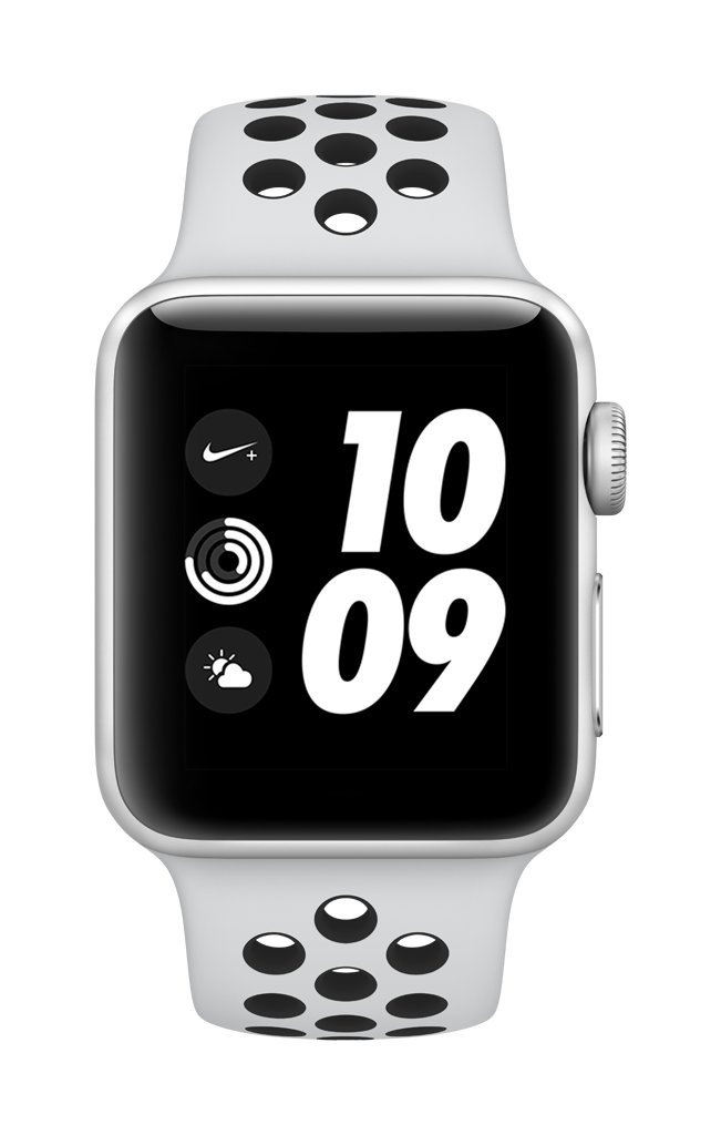 Apple Watch Nike Plus GPS Smart Watch- 38mm..