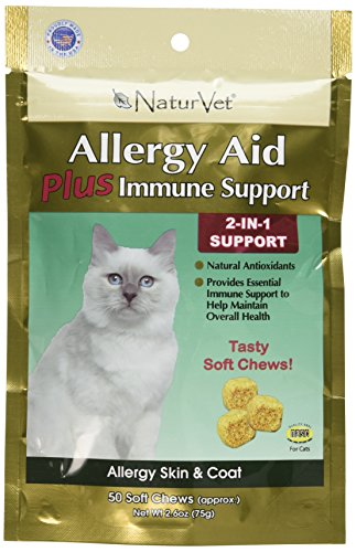 NaturVet 134854 Allergy Count Soft