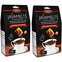 Javamelts Flavored Coffee Sweetener Individually Wrapped Packets of Flavored Sweetener 5.8 Ounce (Pack of 2) (Hazelnut)