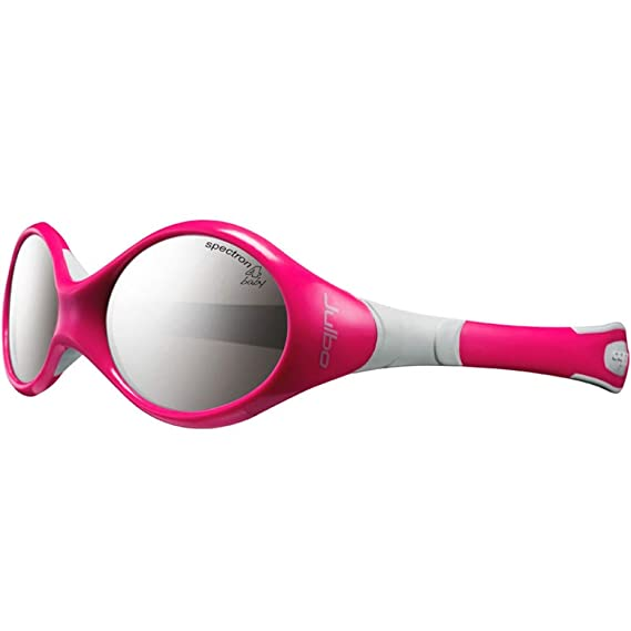 qualité fiable bons plans sur la mode achat authentique Lunettes de soleil pour bébé JULBO Rose Looping 2 fuchsia ...