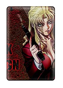 New Diy Design Black Lagoon For Ipad Mini/mini 2 Cases Comfortable For Lovers And Friends For Christmas Gifts