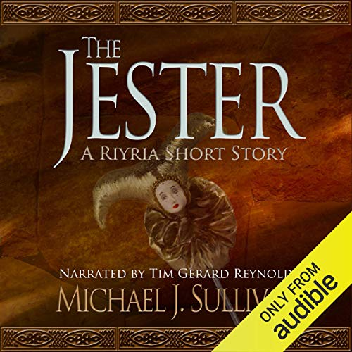 WHO WILL HAVE THE LAST LAUGH?      Stop me if you've heard this one. A thief, a candlemaker, an ex-mercenary, and a pig farmer walk into a trap...and what happens to them is no joke. When Riyria is hired to retrieve a jester's treasure, Royce...