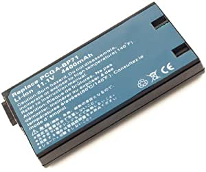 4400mAh 11.1V Noveau Reemplazo batería de ordenador portátil para Sony VAIO PCG-700, PCG-800, PCG-900SERIE. P.N: VGP-BP71