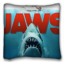 "Custom ( Just Keep Swimming ) Pillowcase Standard Size 26""X26"" Design Pillow Case Cover suitable for California King-bed"
