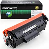 LINKYO Compatible Toner Cartridge Replacement for HP 12A Q2612A (Black)