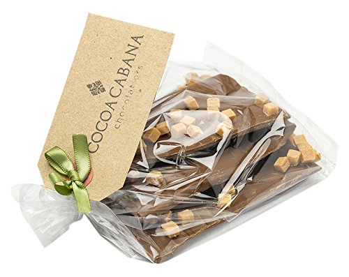 Cocoa Cabana Chocolatiers Chocolate Shards 100g Amazonco