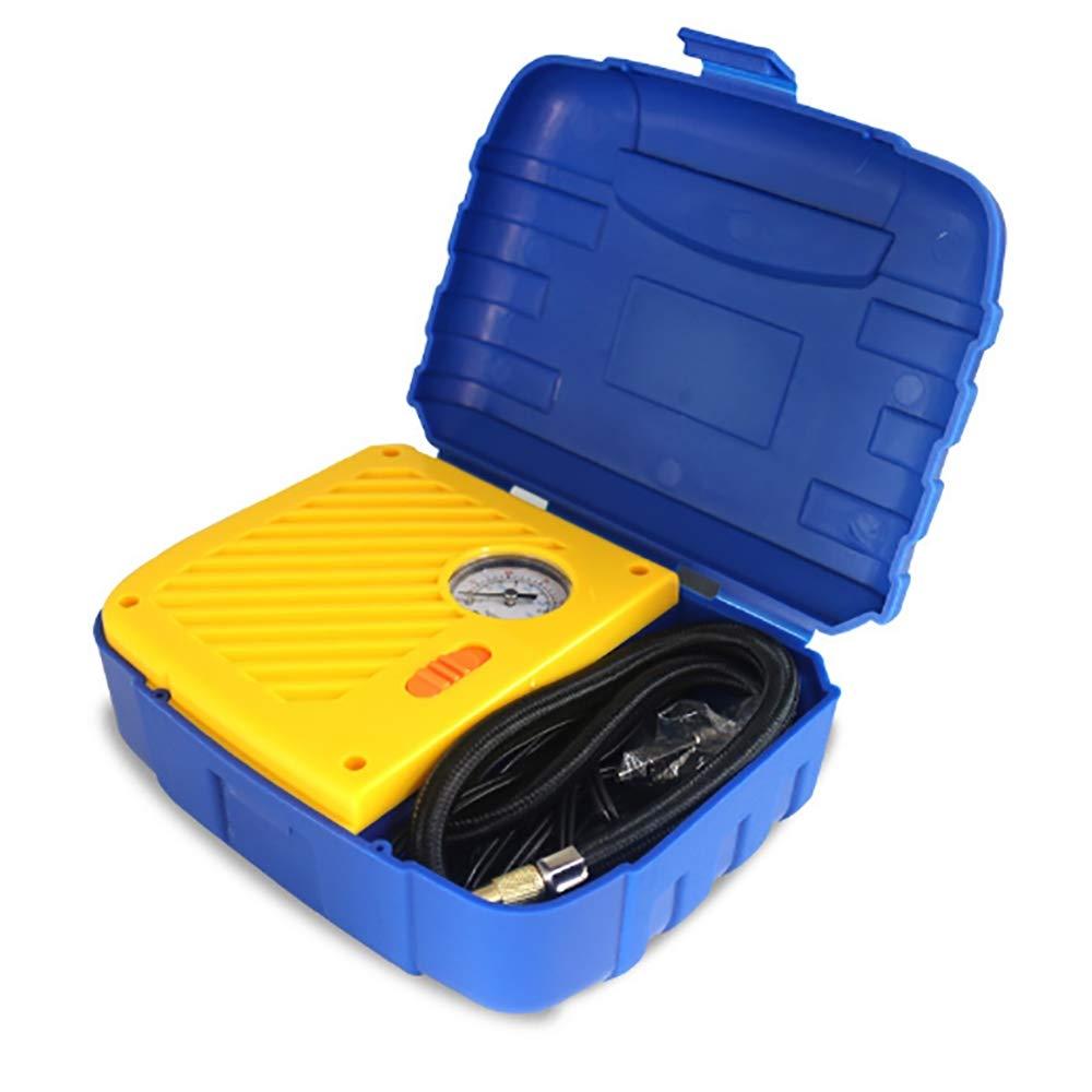 XPZ00 Auto Pump Metal Doppelzylinder Elektro-Portable 12v Mini Notfall-Inflator