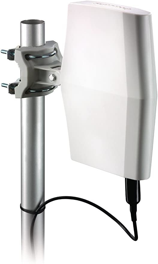 Philips SDV8622/12 - Antena de TV, plateado