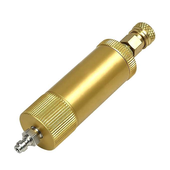 DASKOO 30Mpa Filtro separador de aceite para compresores de aire de alta presión, PCP, bomba de aire: Amazon.es: Bricolaje y herramientas