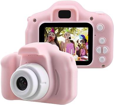Najiny Mini Cámara de Fotos Digital para Niños Juguete Educativo ...