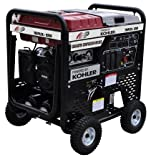 AMP TRIPLEX 9200RS 3-in-1 Generator Welder & Air Compressor Powered by Kohler For Sale