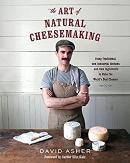 Art Natural Cheesemaking Traditional Non Industrial ebook product image