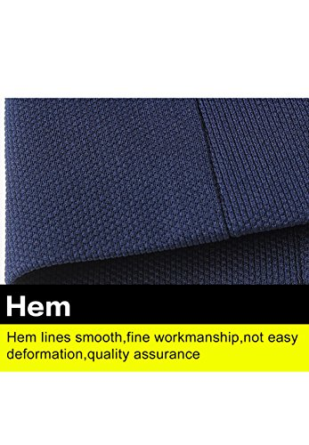 Men's Casual Dress Suit Slim Fit Stylish Blazer Coats Jackets (Black,US Medium/Label XXX-Large)