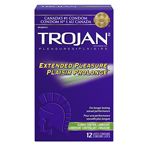 Special condoms for premature ejaculation
