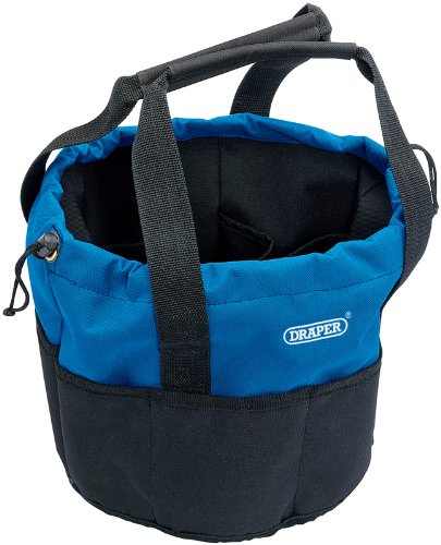 Draper 14 Pocket Bucket Bag - Tool Bags - Amazon.com
