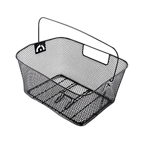 Ventura Wide Rear Wire Basket