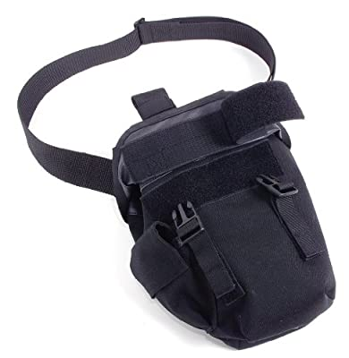 Gas Mask Model: BLACKHAWK! Omega Elite Gas Mask Pouch from BLACKHAWK! :: Gas Mask Bag :: Army Gas Masks :: Best Gas Mask