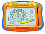 TOMY Megasketcher High Resolution Magnetic Drawing Board for Kids