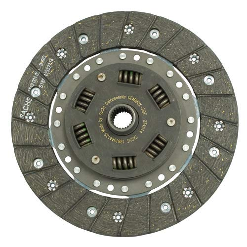 Empi 32-1264-B - 228MM Clutch DISC, Sprung, for Type 2 Bus 76-79 - 025 141 031D ()