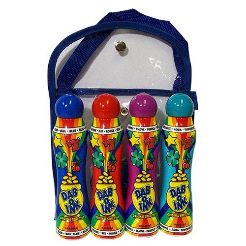 3oz Dab-O-Ink Gift Pack of Bingo Daubers