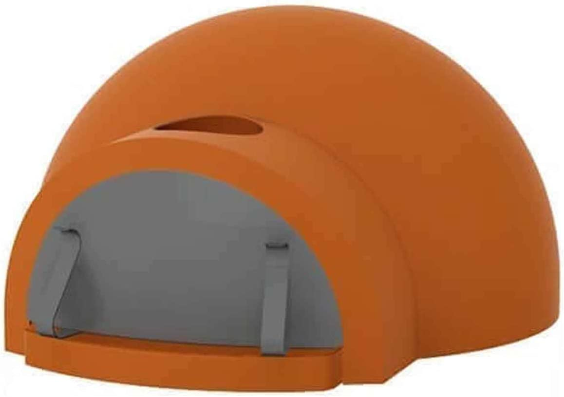 "ALFA Cupolino 27"" Ready-to-Finish Wood-Fired Pizza Oven (FTDCUP70)"