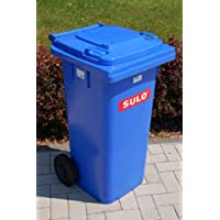 SULO 2-Rad Behältersysteme MGB 120 blau