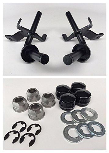 Flip Manufacturing Spindle Rebuild Kit Fits John Deere L100 L105 L108 L110 L111 L118 L120 L130 Replaces GY20048BLE GY20047BLE M123811