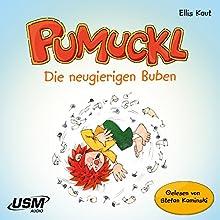 Die neugierigen Buben (Pumuckl) Hörbuch von Elis Kaut Gesprochen von: Stefan Kaminski