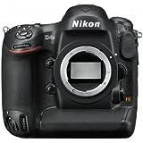 Nikon DSLR camera body D4S D4S [International Version, No Warranty]
