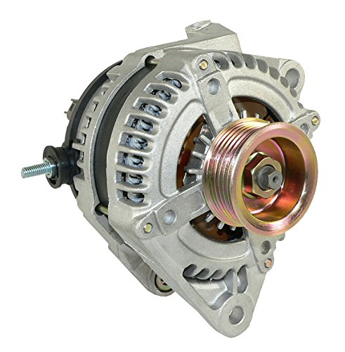 DB Electrical AND0281 New Alternator For 3.7L 3.7 4.7L 4.7 Dodge Durango 04 05 06 2004 2005 2006 4801252Aa Jeep Commander 06 2006 Grand Cherokee 05 06 2005 2006 Liberty 03 04 05 06 2003 2004 2005