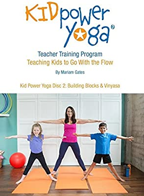 Amazon.com: Kid Power Yoga Disc 2: Building Blocks & Vinyasa ...