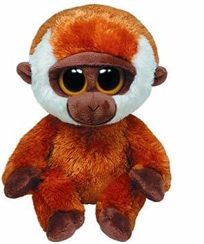 165c384a723 TY Beanie Boo Plush - Monkey Bongo by Beanie Boos  Amazon.co.uk  Toys    Games
