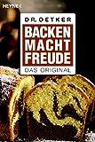 img - for Backen macht Freude: Das Original book / textbook / text book