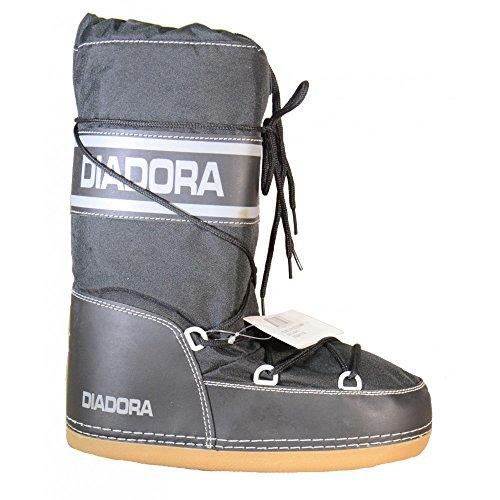 Diadora - Diadora Doposci Donna Neri 152362 - Nero, 37