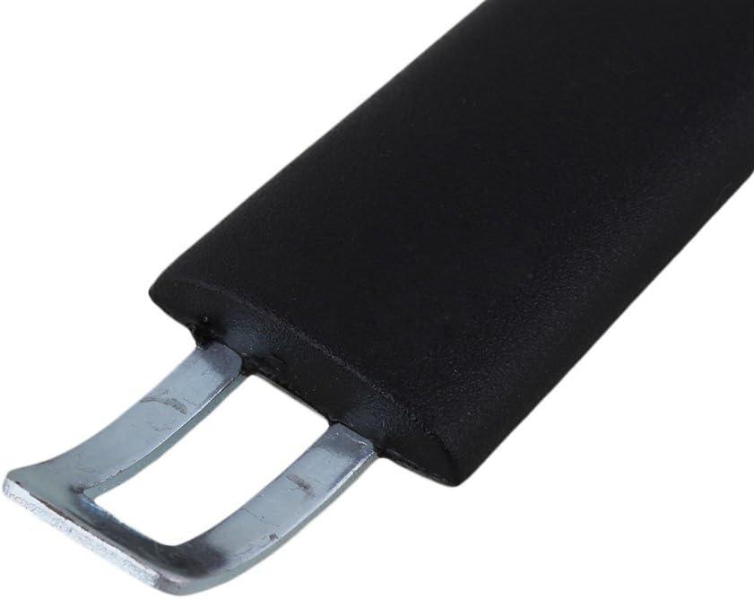 Color Negro 10.04inch Yibuy Correa de Repuesto para Maleta