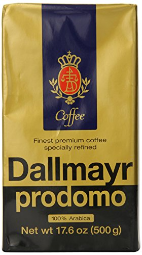 dallmayr-gourmet-coffee-prodomo-ground-176-ounce-vacuum-packs-pack-of-2